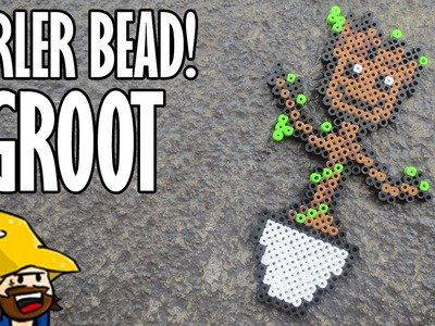PERLER BEAD: GROOT (Guardians of the Galaxy)