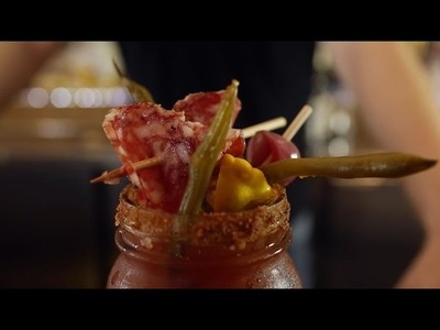 The Best Caesar Cocktail In Toronto - Parlor Foods & Co Craft Cocktails