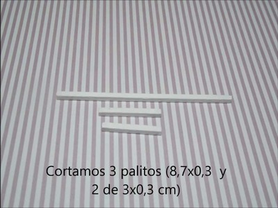 Tutorial Ventana con Estor. Window Curtain Tutorial