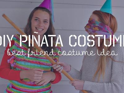 DIY Piñata Costume! | Best Friend Costume Idea | #CraftingWithKRISAMMI