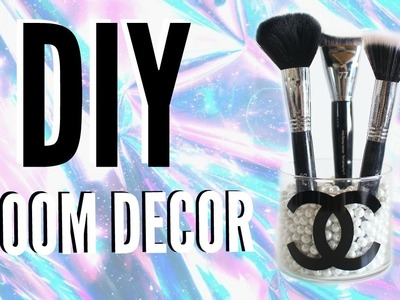DIY ROOM DECOR! Using Bath and Body Works Candles!
