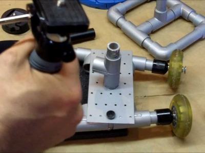Easy DIY- Camera or Camcorder Hand Grip!