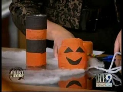 Halloween Decorations Your Kids Can Make!