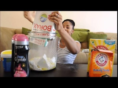 How To: DIY Laundry Detergent