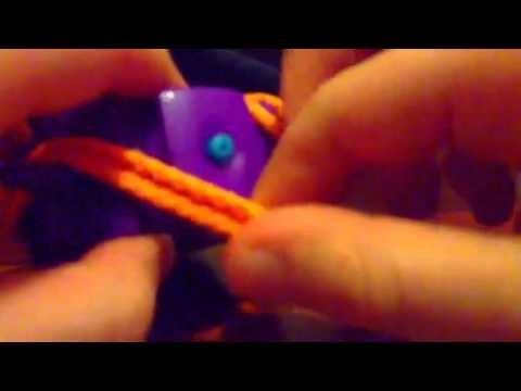 How to make a braidzilla bracelet