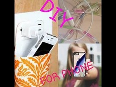 Ideje za telefon- DIY for phone |Pokreni kreativnost