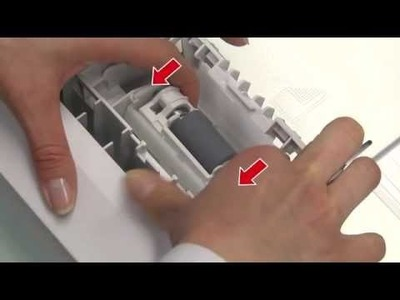 [MC800 series] How to replace Rollers in Paper Cassettes?