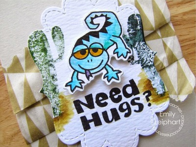 {Paper Smooches} Southwestern Charm, Stamping with Peerless Watercolors + GIVEAWAY!