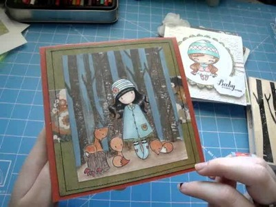 Recent cards and rambling