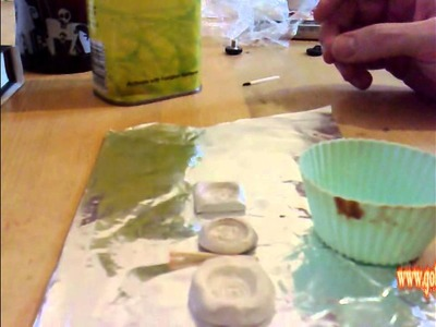 Resin Casting - Steampunk Buttons