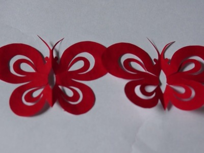 [Chinese paper cutting series] 02- butterflies by Sharon Qian