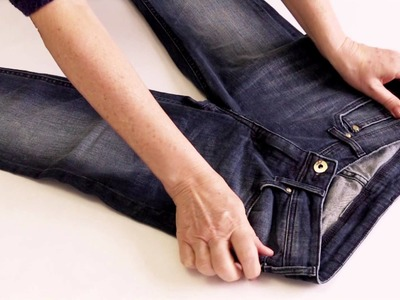 DIY by Panduro: Jeans Decorated by Me, Sponge
