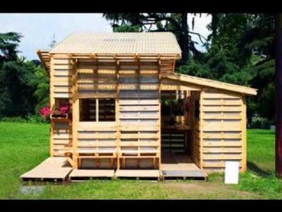 DIY garden house ideas