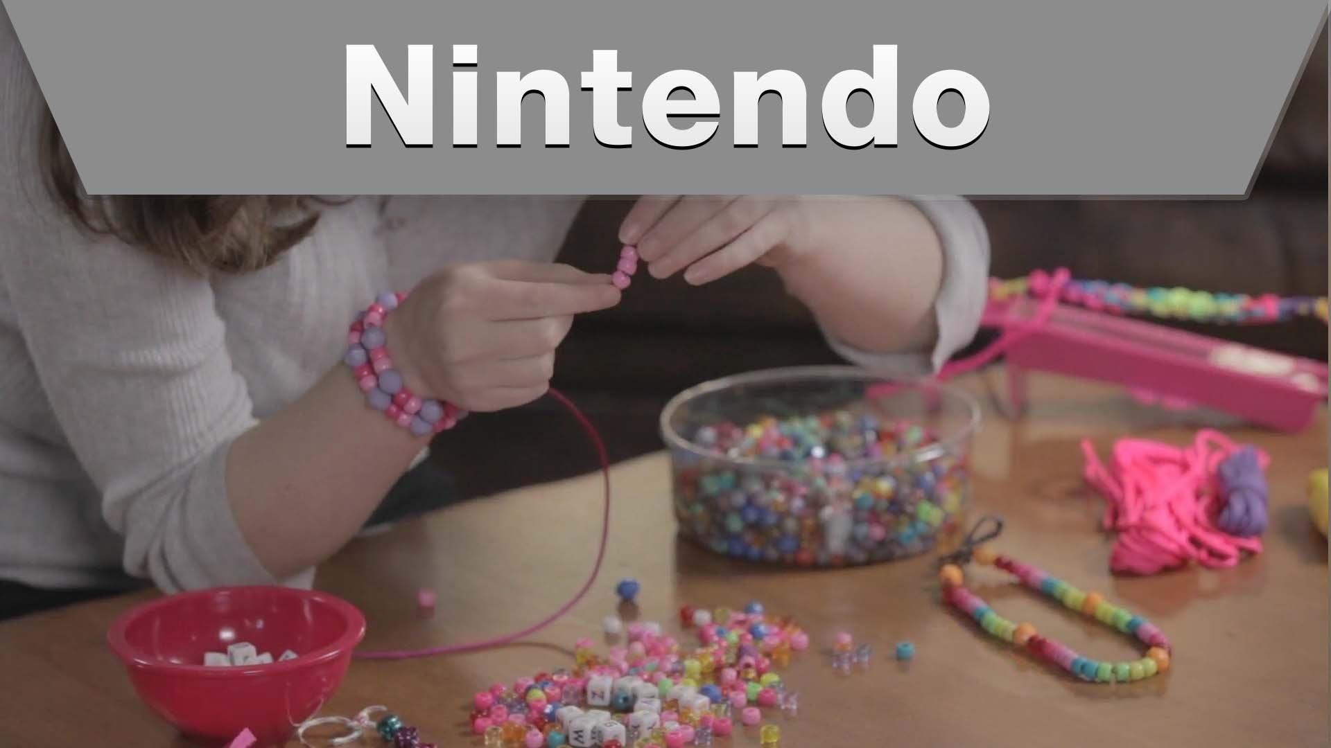 DIY - Kirby's Rainbow Rope Necklace & Bracelet