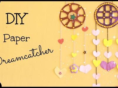 ♥ DIY ♥ Paper Dreamcatcher   Simplee DIY