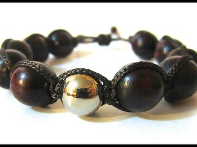 DIY Shamballa Bracelet