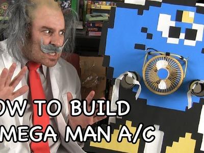 Homemade Air Conditioner DIY - Airman from Mega Man version - GuizDP
