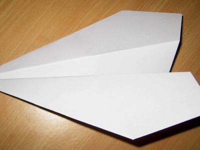 How to make a Paper Airplane that Flies - Paper Airplanes || Art for Children