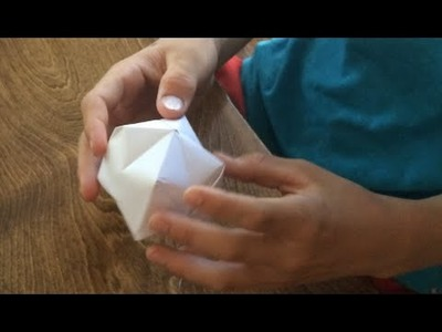 How To Make A Paper Bomb !