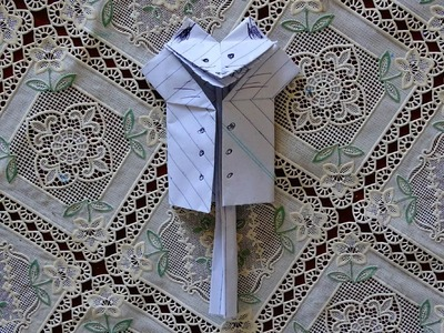 How to Make a Paper Puppet - Very Cute and Very Easy