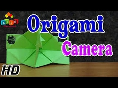 How to make paper camera