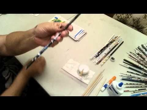 How to roll paper tubes