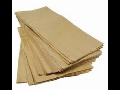 KENYA BROWN PAPER BAG HUGE CHUNKS