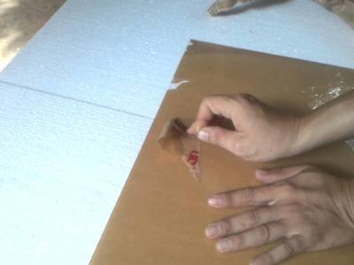 Video how to remove the paper on plexiglass