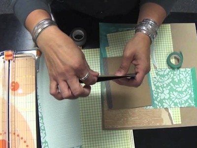 14 Days of Tricks & Treats - Pockets & Envelopes with Kristina (Two Peas in a Bucket)