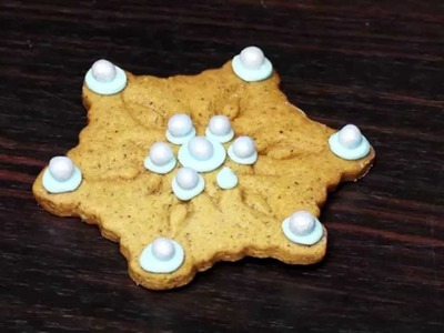 DIY by Panduro: Gingerbread biscuits with Royal icing