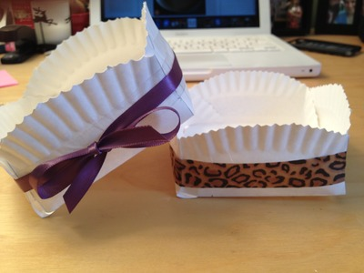 DIY Paperplate Box