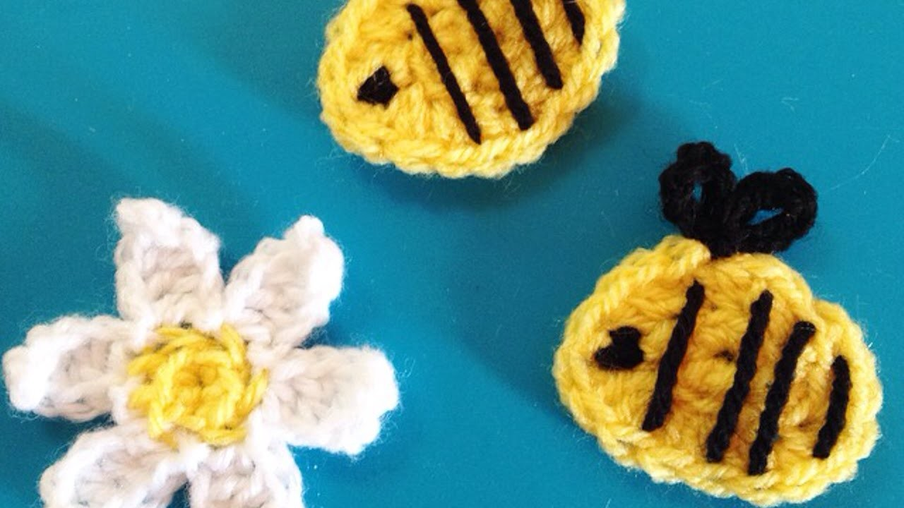 How To Crochet Lovely Little Bees - DIY Crafts Tutorial - Guidecentral