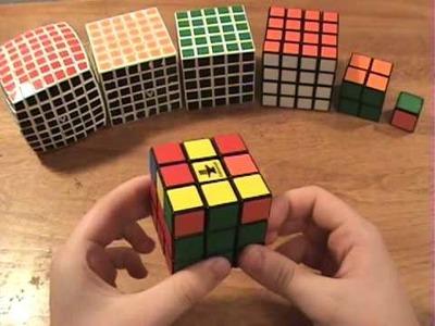 How To Do Rubik's Cube F2L, OLL, & PLL (v2) (Part 2)