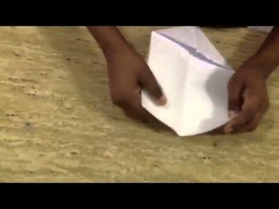 How to make a easy paper camera