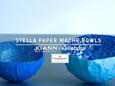 How to Make Paper Mache Bowls