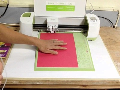 How to use a cricut paper cutter