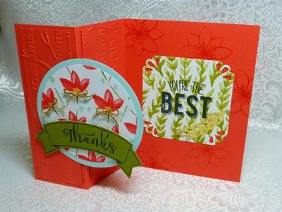 October 2015 Paper Pumpkin Alternative Card #2