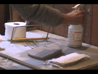 Paperclay Tutorial How to Make PaperClay.wmv
