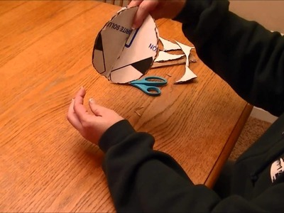 Part 1 Making a Paper Mache Globe Classroom Activity