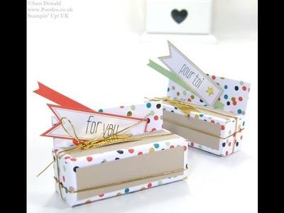 SPRINGWATCH Lipstick Box from Sale a Bration Card Kit!