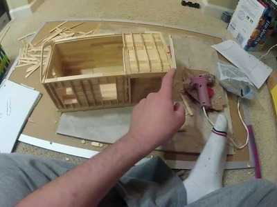 [7.9] - Model Building Process - Roofing 1