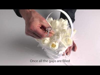Create a Gorgeous Flower Girl Design for a Wedding