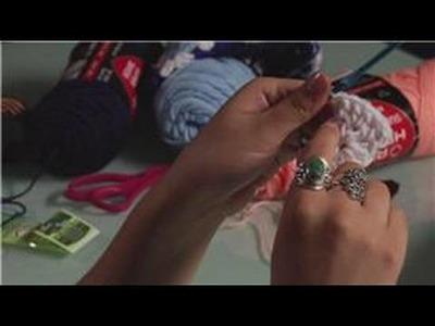 Crochet a Coaster : Circle Crochet Expanding