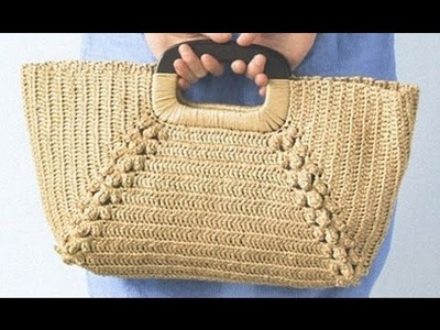 Crochet bag| Free |Simplicity Patterns|131