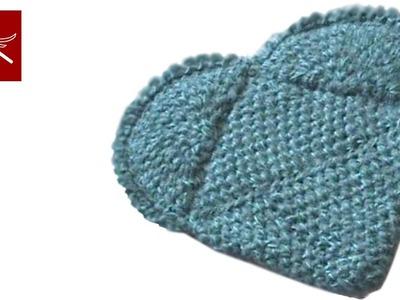 Crochet Magic Heart Potholder Crochet Geek
