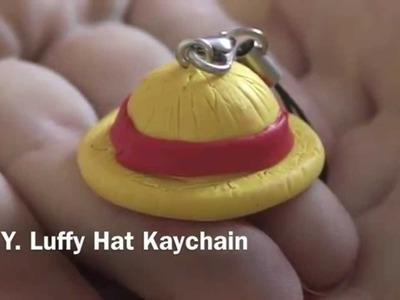 D.I.Y. Luffy hat keychain