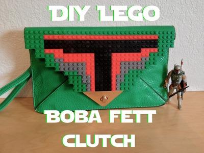 DIY LEGO Boba Fett Clutch