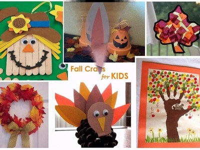 Easy to make Craft ideas for kids under 5