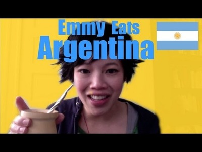 Emmy Eats Argentina - How to Make Yerba Mate