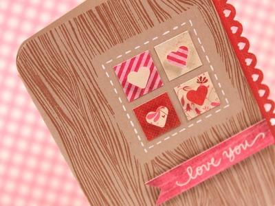 Friday Focus - Valentine's Day Card #2
